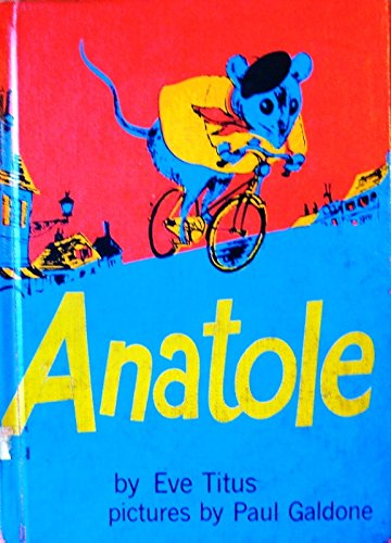 9780070649064: Anatole