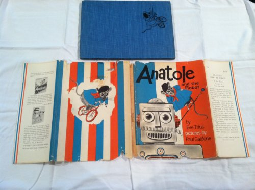 9780070649149: Anatole and the Robot