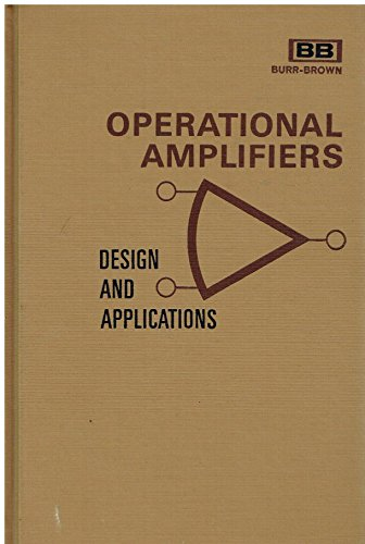 9780070649170: Operational Amplifiers; Design and Applications