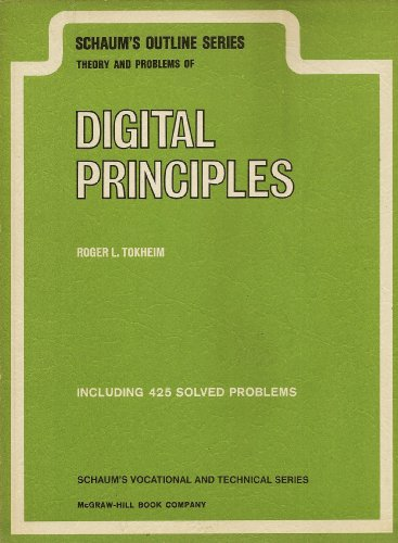 9780070649286: Schaum's Outline of Theory and Problems of Digital Principles