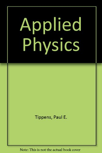 9780070649613: Applied Physics