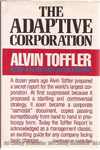 9780070649668: The Adaptive Corporation