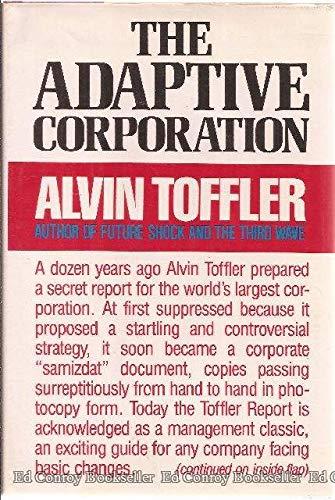 9780070649668: The Adaptive Corporation