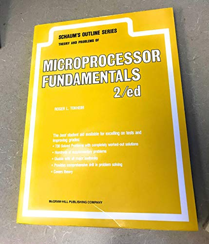 9780070649996: Schaum's Outline of Theory and Problems of Microprocessor Fundamentals