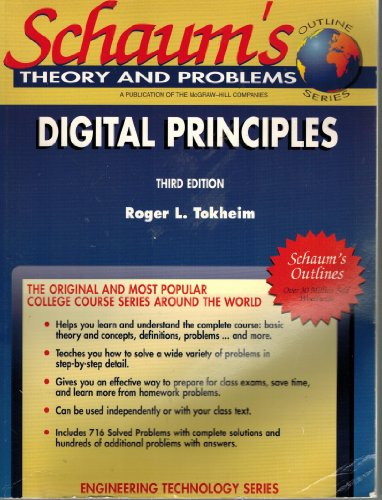 9780070650121: Schaum's Outline of Theory and Problems of Digital Principles