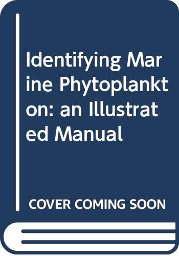 9780070650305: Identifying Marine Phytoplankton: an Illustrated Manual