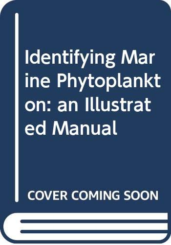 9780070650305: Identifying Marine Phytoplankton: an Illustrated Manual