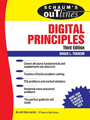 9780070650503: Schaum's Outline of Digital Principles (Schaum's Outline Series)