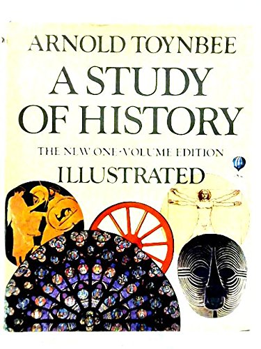 9780070651296: A Study of History
