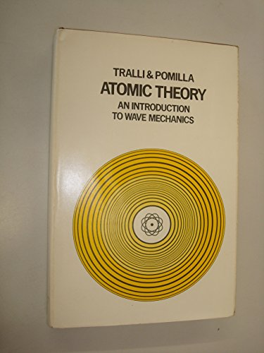 9780070651326: Atomic Theory: An Introduction to Wave Mechanics