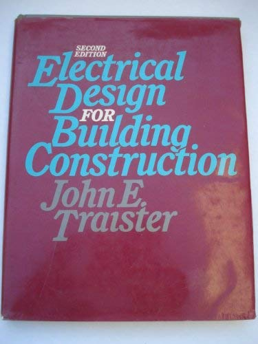 9780070651371: Electrical Design for Building Construction