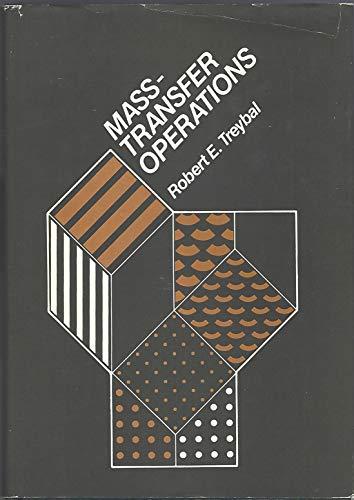 9780070651760: Mass-Transfer Operations, 3rd Edition
