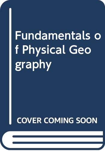9780070651838: Fundamentals of Physical Geography (McGraw-Hill series in geography)
