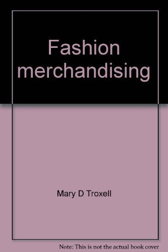 9780070652750: Fashion merchandising
