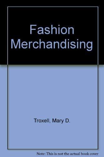 9780070652804: Fashion Merchandising (The Gregg/McGraw-Hill marketing series)