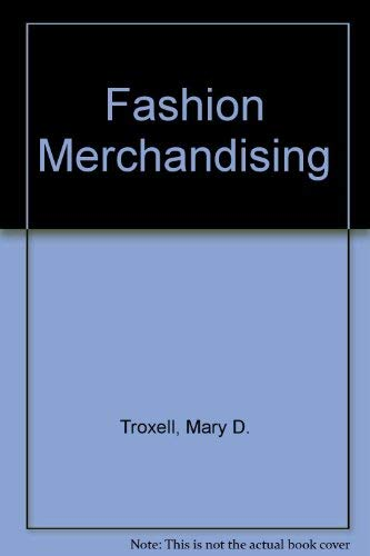 9780070652804: Fashion Merchandising (The Gregg/McGraw-Hill marketing series)