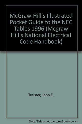 9780070653115: McGraw-Hill's Illustrated Pocket Guide to the 1996 N. E. C. Tables (Mcgraw Hill's National Electrical Code Handbook)