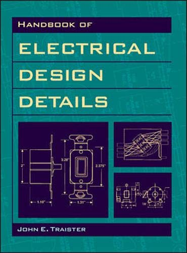 9780070653306: Handbook of Electrical Design Details