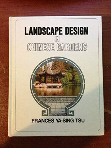9780070653399: Landscape Design in Chinese Gardens