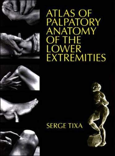 9780070653573: Atlas of Palpatory Anatomy of the Lower Extremities: A Manual Inspection of the Surface