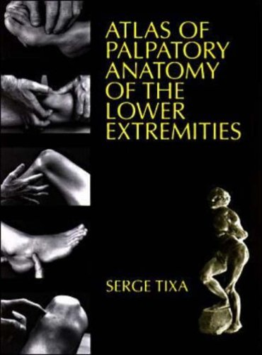 9780070653573: Atlas of Palpatory Anatomy of the Lower Limbs: Manual of the Surface