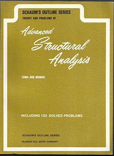 9780070654266: Advanced Structural Analysis (Schaum's outline series)
