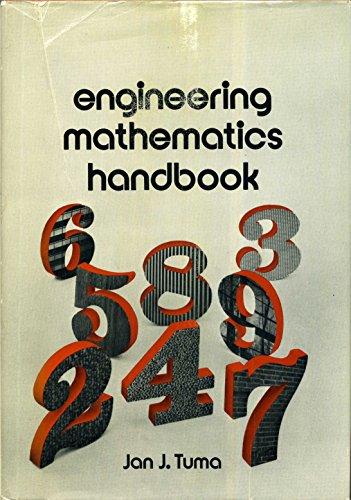 9780070654303: Engineering mathematics handbook;: Definitions, theorems, formulas, tables