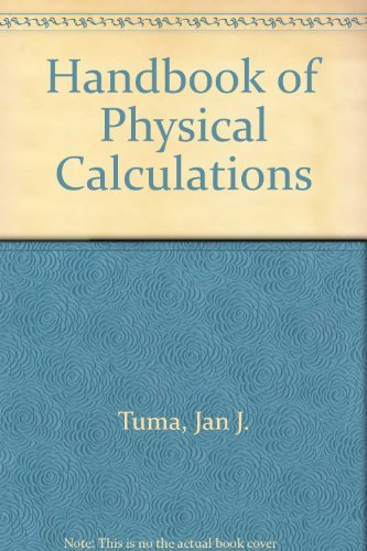 9780070654389: Handbook of Physical Calculations
