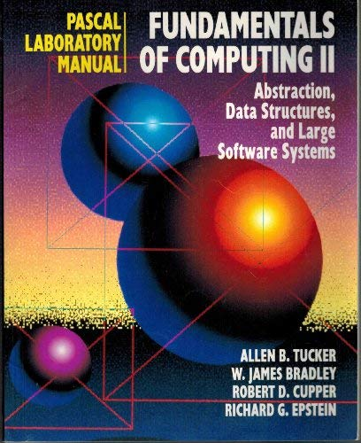 9780070654549: Fundamentals of Computing: Lab Manual (Pascal Version) Vol 2