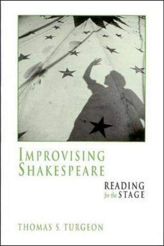 9780070655225: Improvising Shakespeare: Reading for The Stage