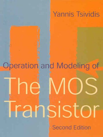 9780070655232: Operation & Modeling of the MOS Transistor