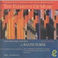 9780070655256: Elements Music Vol 1&2 2e Cd