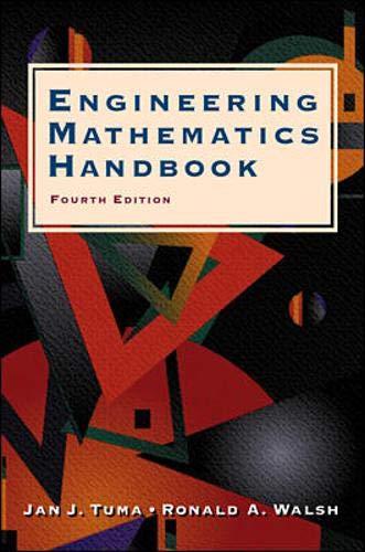 9780070655294: Engineering Mathematics Handbook
