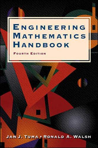 9780070655294: Engineering Mathematics Handbook
