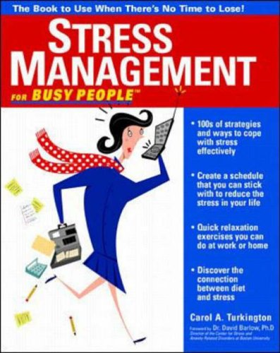 9780070655355: Stress Management for Busy People