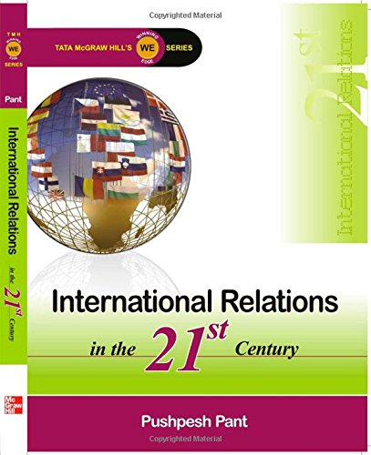 9780070655621: INTERNATIONAL RELATIONS IN THE 21ST CENTUARY