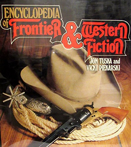 9780070655874: Encyclopedia of Frontier and Western Fiction