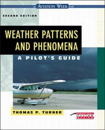 9780070656079: Weather Patterns and Phenomena: A Pilot's Guide (Practical Flying)