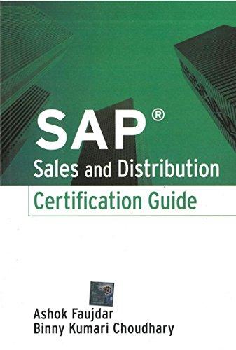 9780070656727: SAP Sales & Distribution Certification Guide