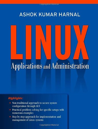 9780070656758: Linux Applications and Administration