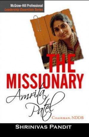 The Missionary: Amrita Patel: Shrinivas Pandit