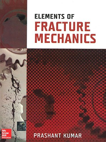 9780070656963: Elements of Fracture Mechanics