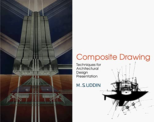 9780070657496: Composite Drawing: Techniques for Architectural Design Presentation