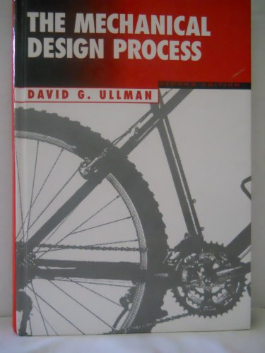 9780070657564: The Mechanical Design Process