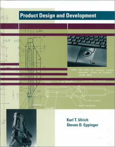 9780070658110: Product Design and Development