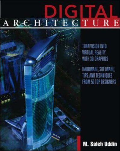 9780070658141: Digital Architecture: 3-D Computer Graphics from 50 Top Designers