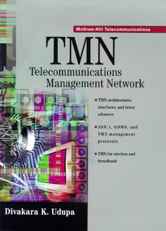 9780070658158: TMN: Telecommunications Management Network