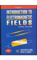9780070659049: Introduction to Electromagnetic Fields