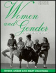 9780070659421: Women and Gender: A Feminist Psychology