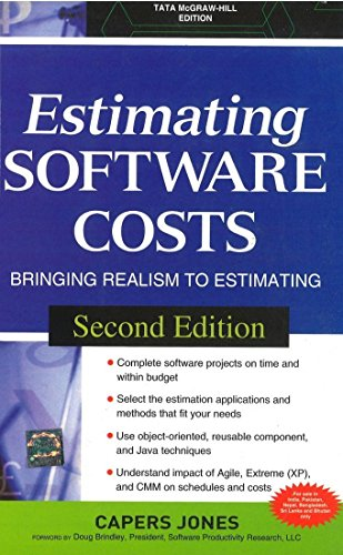 9780070659490: Estimating Software Costs: Bringing Realism to Estimating
